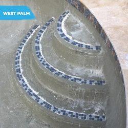 Tile Step Install